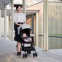 QBORN婴儿推车轻便折叠可坐可躺伞车小米生态 有赠品更划算