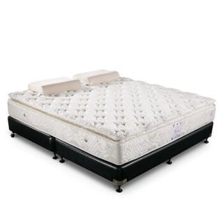 装修党 : KING KOIL 金可儿 洲际酒店套房款 欧珀L 独立弹簧床垫 180*200*30cm