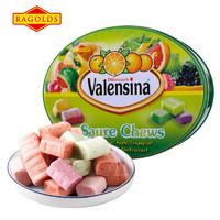 德国进口瑞果酸酸软糖350g彩色水果糖喜糖婚庆糖果
