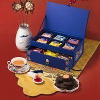 奥利奥故宫食品朕的心意巧克力礼盒山楂夹心饼干休闲网红零食小吃