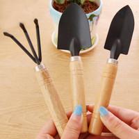 MOYOU 盆栽小铲子种花养花园艺工具 *3件