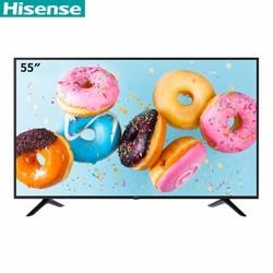 Hisense 海信 H55E3A-Y 55英寸 4K 液晶电视