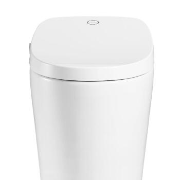HEGII 恒洁卫浴 HC0966 智能马桶一体机 虹吸式多功能即热烘干自动冲水坐便器305mm坑距