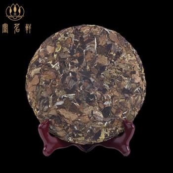 阖茗轩 福鼎白茶 350g单饼