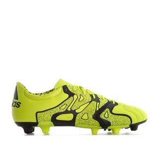 限尺码、银联专享 : adidas X 15.2 FG/AG 男士足球鞋