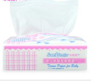sweet carefor 水肌肤 婴儿柔肤专用纸巾 339张*40包