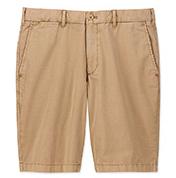 UNIQLO 优衣库 UQ413175000 男士短裤 (深米色、165/72A/S)