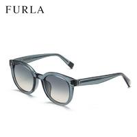 FURLA 芙拉  SFU047K 水晶板材女士太阳镜