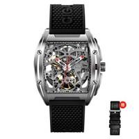 CIGA Design 锋芒系列 Z031-SISI-15BK 男士自动机械手表