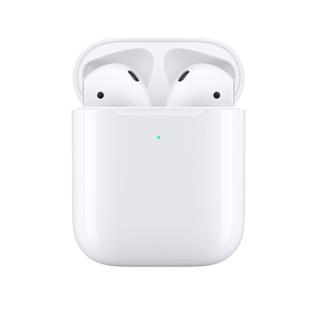 AirPods(二代)真无线蓝牙耳机 有线充电盒版