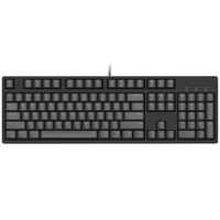 ikbc C104 机械键盘 有线键盘 游戏键盘 104键  樱桃轴 红轴