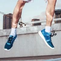 Meters bonwe 美特斯邦威 202346 男士系带运动鞋 *2件