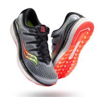 saucony 圣康尼 TRIUMPH ISO 5 男/女款顶级缓震跑鞋