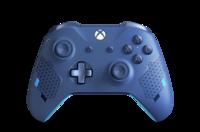 Xbox 无线控制器 宝石蓝 无线蓝牙游戏手柄 国行Xbox One X手柄
