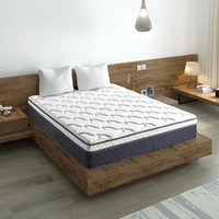 ZINUS 际诺思 超厚乳胶独立弹簧床垫 150*200*30cm