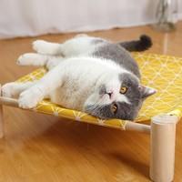 密心 四脚架猫吊床 50*45cm