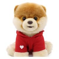 Gund Boo公仔玩偶 红色连帽衫 22cm 多款可选
