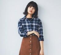 UNIQLO 优衣库 421605 女士法兰绒格子衬衫
