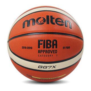 Molten 摩腾 GG7X 标准7号篮球 +凑单品