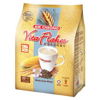 京东PLUS会员 : 马来西亚进口 益昌即溶奇亚籽麦片 600g *2件