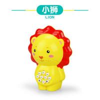 小动物故事机多功能玩具 小狮子故事机