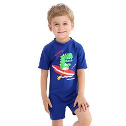 hugmii 儿童连体泳衣 *2件