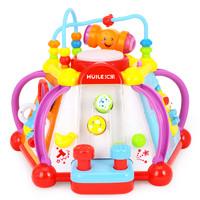 HUILE TOYS 汇乐玩具 快乐小天地 六面盒 806 *1