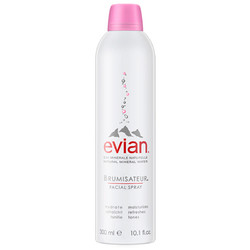 Evian/依云 天然矿物质喷雾300ml(包邮)