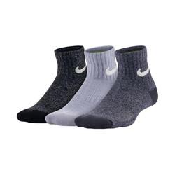 NIKE 耐克  儿童袜子   三双装 多色