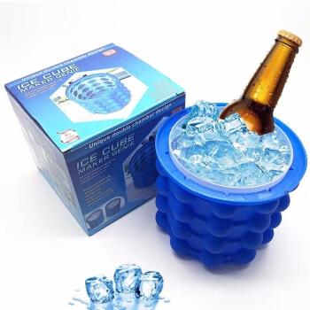 kavar 米良品 家用硅胶冰桶