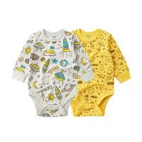 minizone 婴儿长袖连体