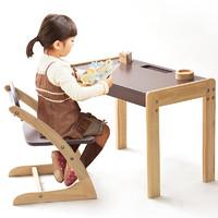 JIAYI 家逸 可升降家用儿童学习桌椅套装