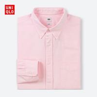 UNIQLO 优衣库 409277 男士牛津纺修身衬衫