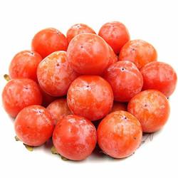 陕西火晶柿子 5斤 约30个左右