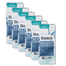 Balea 芭乐雅 浓缩玻尿酸精华液安瓶 1ml *7支 *6盒