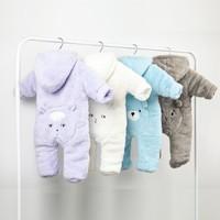 巴拉巴拉 满月宝宝衣服