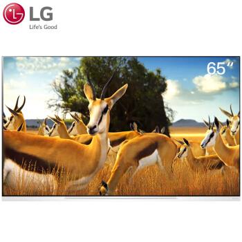 LG 乐金 OLED65E9PCA OLED65E9PCA  护眼OLED  HDMI2.1 人工智能AI网络电视 (黑色、65英寸、4K超高清(3840*2160))