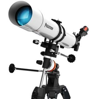 历史低价 : CELESTRON 星特朗 80EQ Pro 天文望远镜 +凑单品