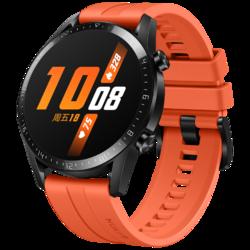 HUAWEI 华为 WATCH GT 2 智能手表 运动版 46mm 赤霞橙