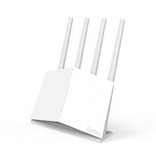 360 家庭防火墙V5S 路由器1200M双核 5G双频路由 白色