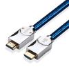 Kaiboer 开博尔 2.1版HDMI线Q系列电视60Hz投影仪镀银 2m