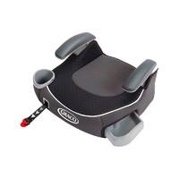 graco/葛莱 儿童汽车安全座椅增高垫 3-12岁Affix 黑色双向安装 Isofix接口
