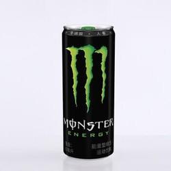 魔爪 Monster 维生素饮料 运动饮料 330ml*12罐 整箱装 可口可乐公司出品 新老包装随机发货