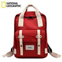 国家地理National Geographic男15.6英寸笔记本电脑包旅行防水学生情侣