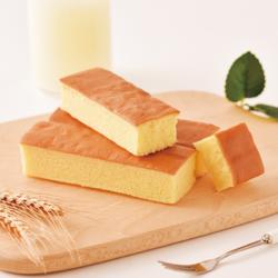 木糖醇芝士轻蛋糕糖尿饼病食品营养早餐无蔗糖精整箱蒸云蛋糕点心