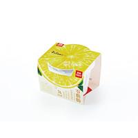 LEPUR 乐纯 柠檬番石榴 三三三倍风味发酵乳  135g