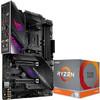 玩家国度ROG STRIX X570-E GAMING(AMD X570/AM4)+锐龙9(r9) 3900X 7nm 3.8GHz 105W CPU 板U套装