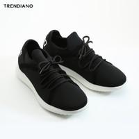 TRENDIANO男装夏装潮流个性拼接字母低帮休闲鞋运动鞋