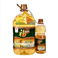 福临门 玉米油 5L