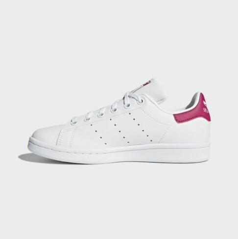 adidas 阿迪达斯 Stan Smith 大童运动休闲鞋